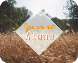 You are not Alone_Square